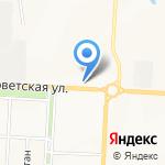Сервис Плюс на карте Альметьевска