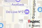Схема проезда до компании Базар в Альметьевске