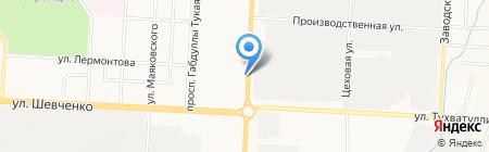 Смак на карте Альметьевска