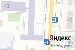 Схема проезда до компании Альметьевский государственный нефтяной институт в Альметьевске
