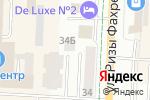 Схема проезда до компании Оформитель в Альметьевске