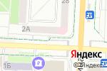 Схема проезда до компании Кам сервис в Альметьевске