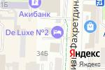 Схема проезда до компании Фирма в Альметьевске