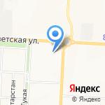Семейный медицинский центр на карте Альметьевска