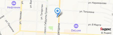 BELLE на карте Альметьевска