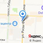 Уют на карте Альметьевска