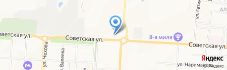 ЭкспертАвтоХим на карте Альметьевска