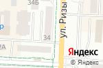 Схема проезда до компании Стом-А в Альметьевске