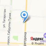 ZOO на карте Альметьевска