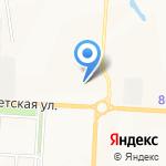 На Советской на карте Альметьевска