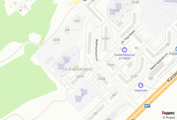 купить квартиру в ЖК Замелекесье, 22 мкр