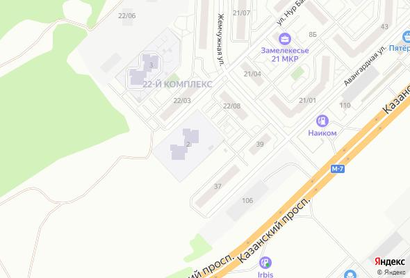 жилой комплекс Замелекесье, 22 мкр