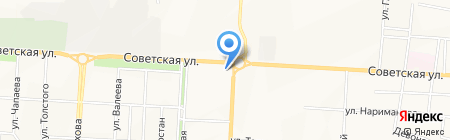 Троицкнефть на карте Альметьевска