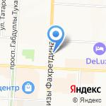 Влада на карте Альметьевска