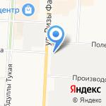 Управление ресурсами Альметьевского муниципального района на карте Альметьевска