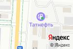 Схема проезда до компании Управление ресурсами Альметьевского муниципального района, МУП в Альметьевске