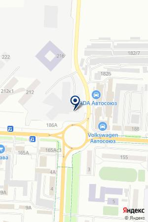 УПРАВЛЯЮЩАЯ КОМПАНИЯ ГЛАВНЕФТЕГАЗСТРОЙСЕРВИС на карте Альметьевска