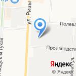 Система на карте Альметьевска