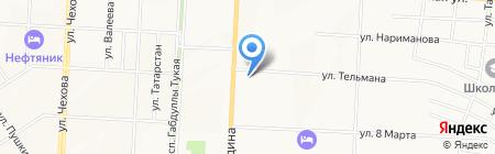 Дентал на карте Альметьевска