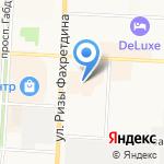 Колледж на карте Альметьевска