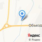 Радар Альметьевск на карте Альметьевска