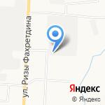 Техноресурс на карте Альметьевска