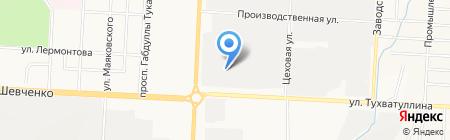 МAXXauto на карте Альметьевска