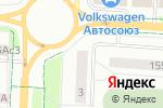 Схема проезда до компании Учебно-Производственное Предприятие Альметьевского Районного Общества Инвалидов в Альметьевске