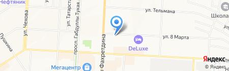 Мебель Стиль на карте Альметьевска