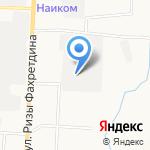 Авеню Групп на карте Альметьевска