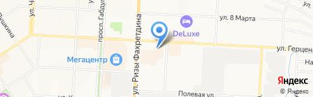 СОФиКО на карте Альметьевска