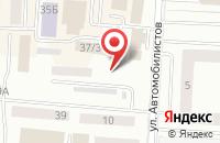 Схема проезда до компании Вариант Плюс в Альметьевске