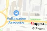 Схема проезда до компании Автозайм №1 в Альметьевске