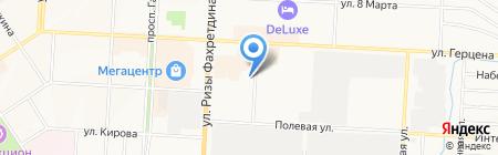ЯПОНКА на карте Альметьевска