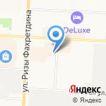 ФИРМА КОМПЬЮТЕРНАЯ АКАДЕМИЯ на карте Альметьевска