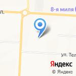 Прогимназия №49 на карте Альметьевска