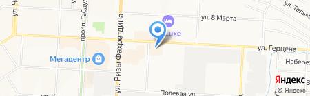 Фотоцентр на карте Альметьевска