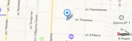 Фасончик на карте Альметьевска