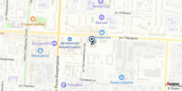 OZON.ru на карте Альметьевске