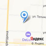 Кама-Автошкола на карте Альметьевска