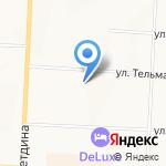 Нардуган на карте Альметьевска