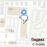 Магазин салютов Альметьевск- расположение пункта самовывоза