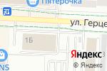 Схема проезда до компании АПЕЛЬСИН-Авто в Альметьевске