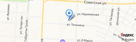 Агро-Плюс на карте Альметьевска