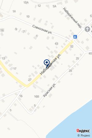 АЗС АВТОДОРСТРОЙ на карте Менделеевска