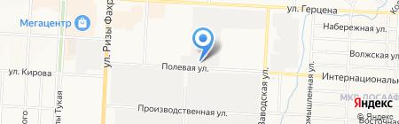 KolesaDarom на карте Альметьевска