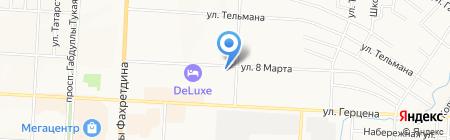 Доказательная медицина на карте Альметьевска
