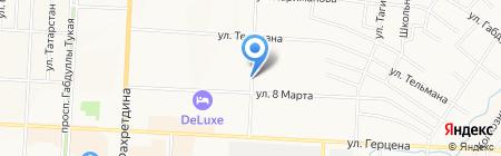 ЦветОК на карте Альметьевска