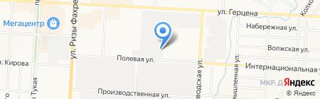 Арена РА ПК на карте Альметьевска
