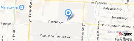 Центр-Инвест на карте Альметьевска